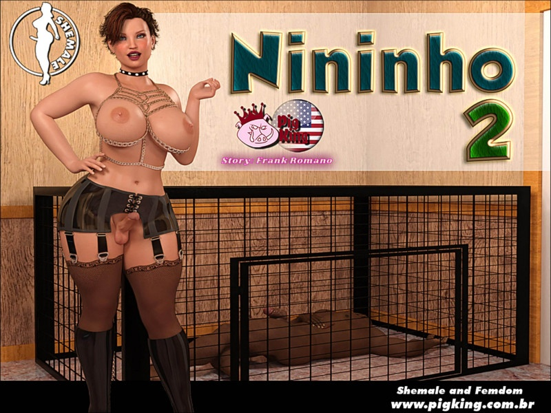 3D  PigKing - Nininho 2