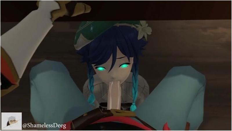 Venti serves in a tavern [ShamelessDeeg]