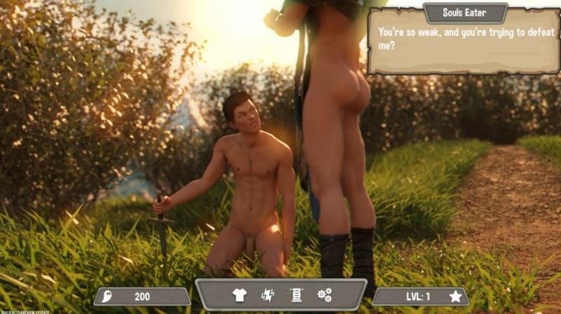 Porn Game: Ezh - Journey Build 0.15.2