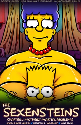 Brompolos - The Sexensteins (Simpsons) 2021