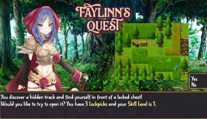 Porn Game: DDreams Games - Faylinn\'s Quest Ver.1.39