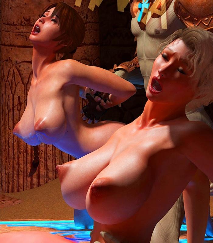 3D  Briaeros - Lara Ryder 2: Anubis Gateway