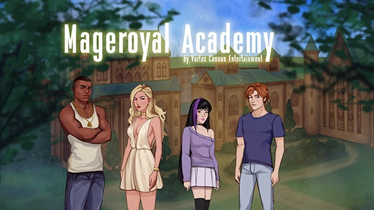Porn Game: Mageroyal Academy v0.141 by Vortex Cannon Entertainment