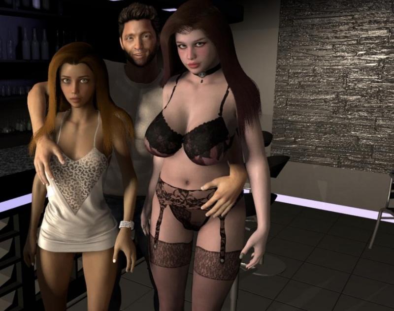 Porn Game: Life of Desmond v0.7.1 by Badvado
