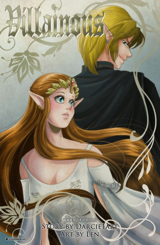 Aquarina - Villainous (Legend of Zelda) [Ongoing]