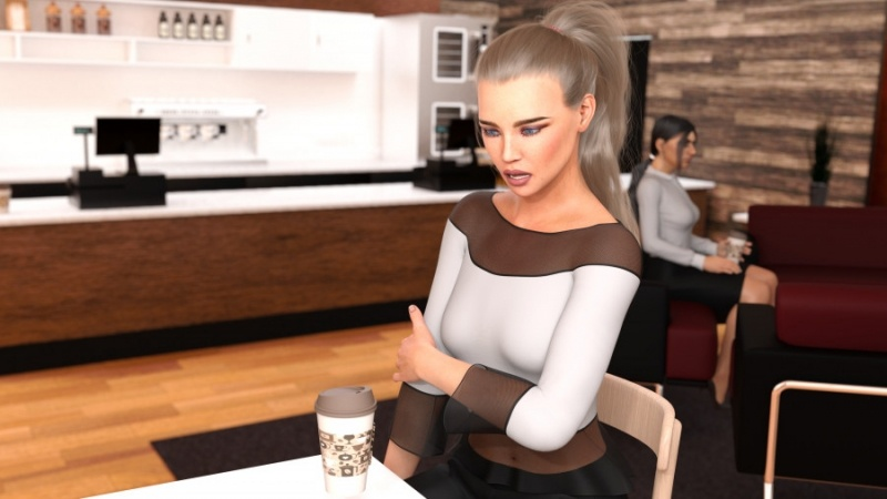 Porn Game: Business as Usual Ch2 v2.0 by Chocolate Milk Games