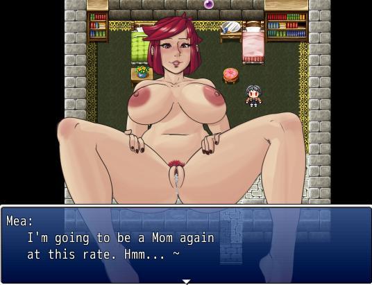 Porn Game: moriA - Absolute Power Corruption Version 0.88