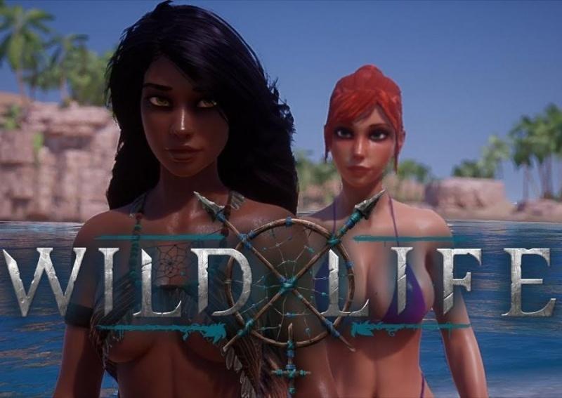 Porn Game: Adeptus Steve - Wild Life Version 2021.10.21 Patreon