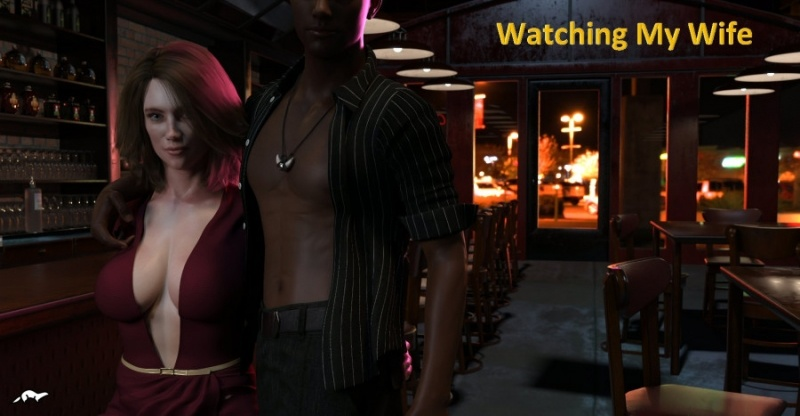Porn Game: Illegible Mink - Watching My Wife Episode 0.4.0