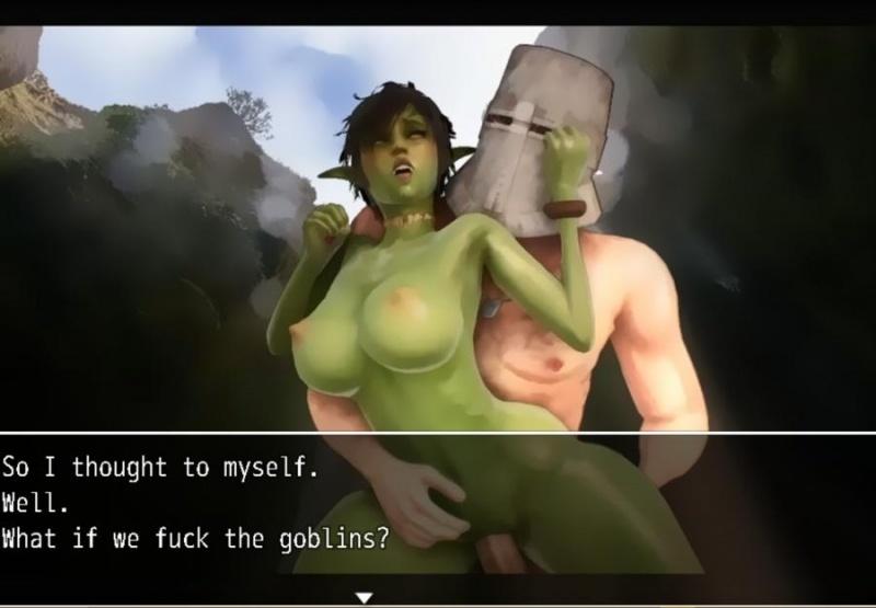 Porn Game: Parodos - Goblin Layer Version 0.3 + Fix