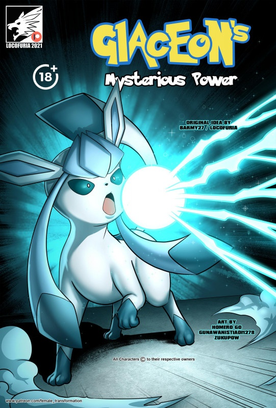 Locofuria - Glaceon\'s Mysterious Power