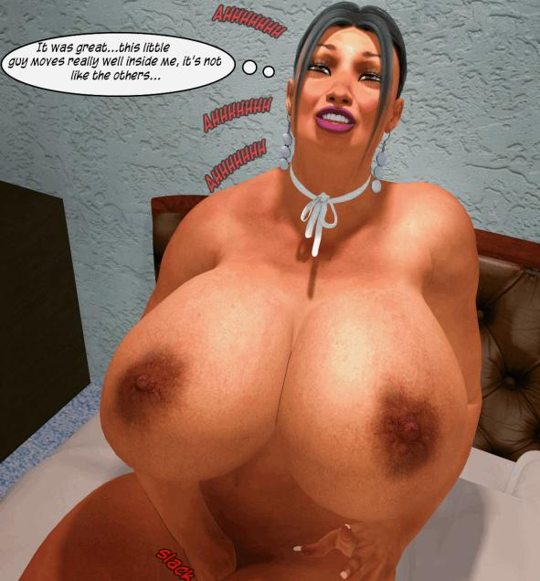 3D  Butre3004 - A Day at Teacher's Angie House