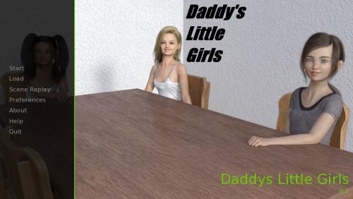 Porn Game: Daddy\'s Little Girls v.0.3c by Doc5252