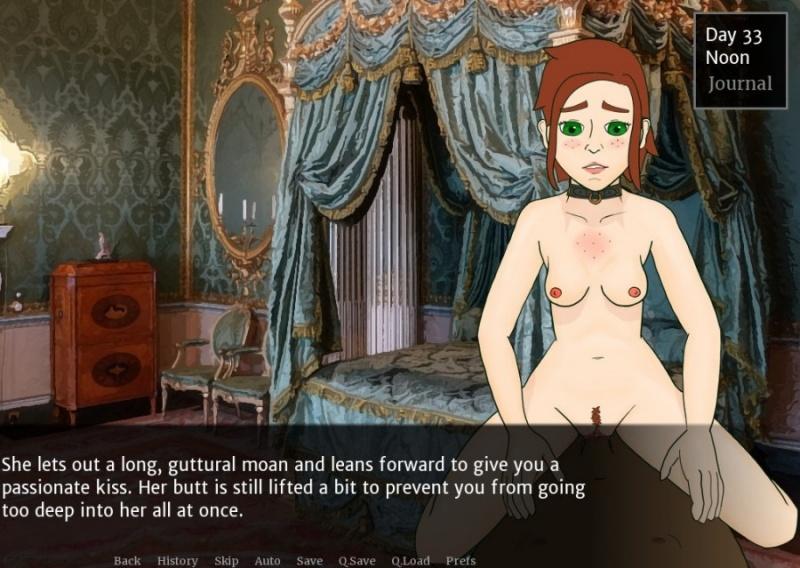Porn Game: Phanes - Ruin Me Version 0.38.1