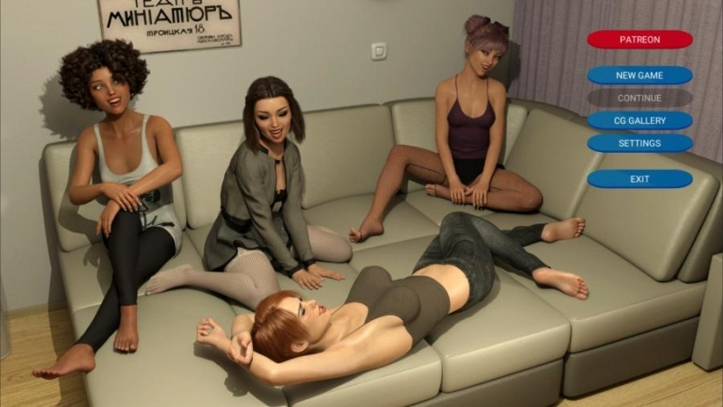 Porn Game: Drunk Robot - Truth or Dare Version 0.38