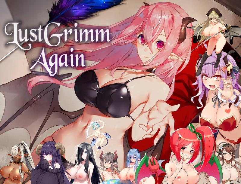 Porn Game: LustGrimm Again v1.53 by 62Studio