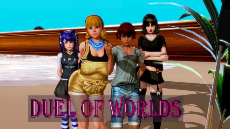 3D  Stephsteamking - Duel of Worlds v0.3