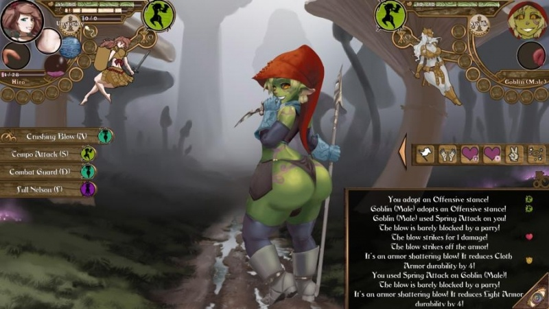 Porn Game: Tales Of Androgyny v0.3.13.4 by Majalis