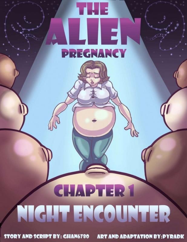 Pyradk - The Alien Pregnancy chapter 1