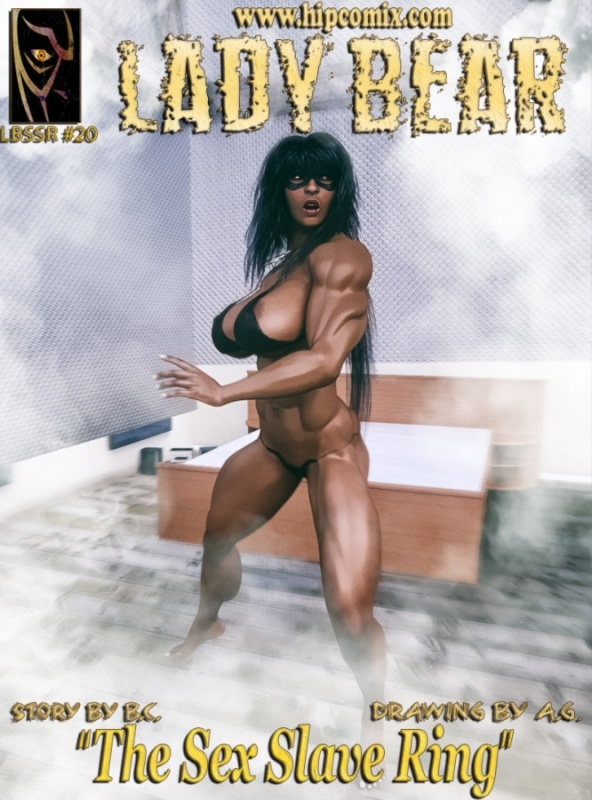 3D  Mitru - Lady Bear And the Sex Slave Ring 20