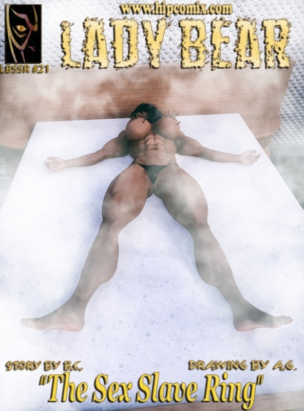 3D  Mitru - Lady Bear And the Sex Slave Ring 21