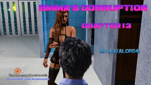 3D  Antalore42 - Emma\'s Corruption 1-15