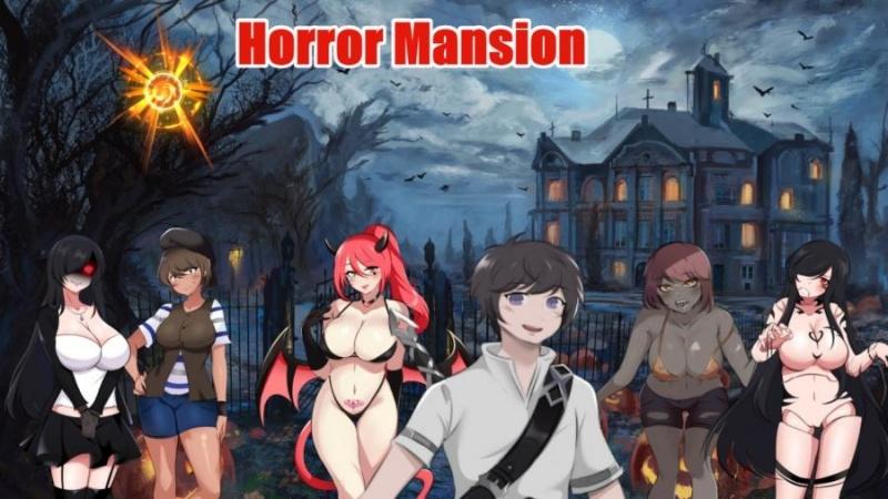 Porn Game: Horror Mansion Demo by Spicy Pumpkin
