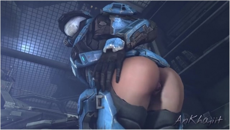 [AnKhajiit] Kat Shaking Her Ass