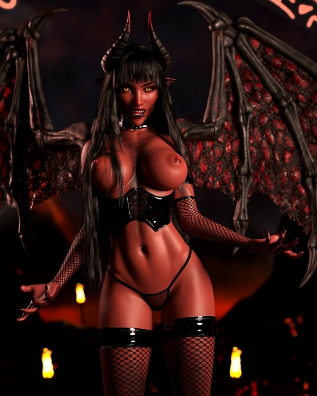 3D  RiskyBomber - Hell Bound