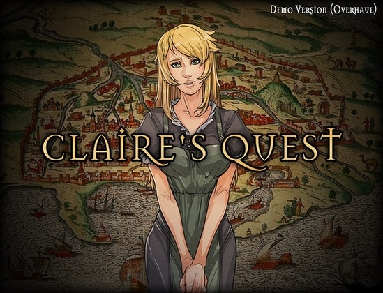 Dystopian Project -  Claire's Quest Overhaul Demo