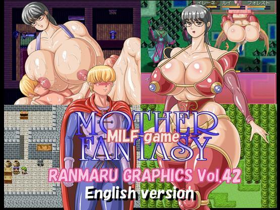 Ranmaru Graphics - Milf Game MOTHER FANTASY (English version)