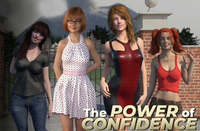 The Power of Confidence v0.21 by Dirty Secret Studio