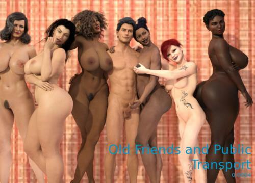 Oppai Auteur - Old Friends and Public Transport Version 0.0004