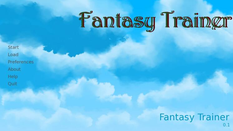 Fantasy Trainer Version 0.45 by Kyle Mercury