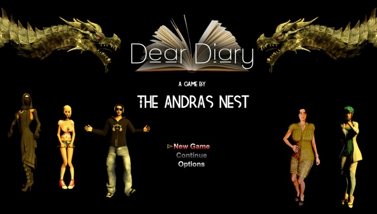 Dear Diary version 0.1.0.6 by Andras Nest